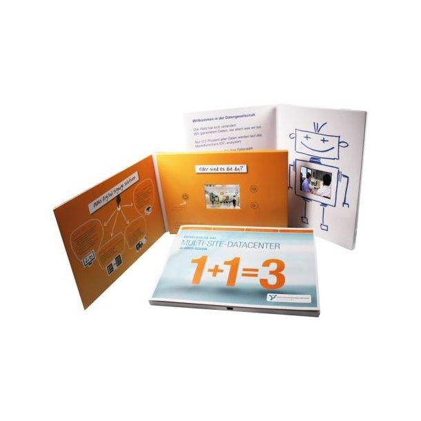 """Videokarte mit integriertem Display """"VIDEOcard 3 Inch IPS"""